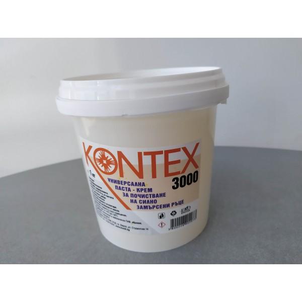 KONTEX препарат за силно замърсени ръце 1кг